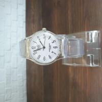 jam tangan QQ / Q&Q jelly / transparant barang bagus