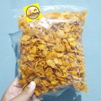 Emping Jagung Geprek - 250 gram