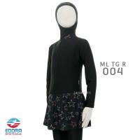 Baju Renang Anak Muslim Muslimah SD Cewek Perempuan ML TG M 100