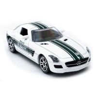 Majorette Dubai Police SUPER CARS Mercedes Benz SLS
