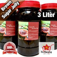 [Khusus Gosend] Brown Sugar Jelly 3 liter