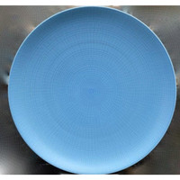 Dinner Plate Motif Biru| Piring Hias | Ekspor Murah