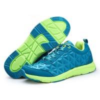 Sepatu Outdoor/running/olahraga -Keta 186 Blue Green