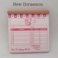 NOTA OLSHOP NEW DORAEMON 2 PLY