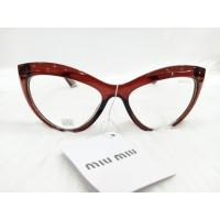 Kacamata Miu-Miu Cat Eyes (Frame dan Ganti Lensa Minnus/ Plus)