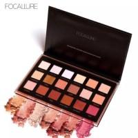 Focallure Neutrals eyeshadow palette 18 color original