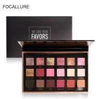 Focallure Bright lux eyeshadow palette 18 color original