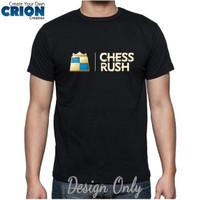 Kaos Chess Rush - Chess Rush Logo - By Crion