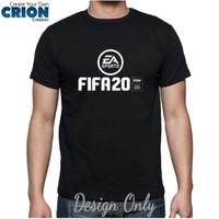 Kaos Fifa 20 - EA Sport Fifa 2020 Logo - By Crion