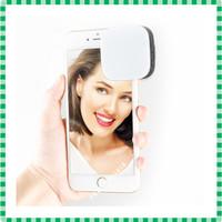 ZMC Godox Mini Selfie Light Clip Smartphone - LEDM32 - Black