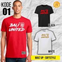 kaos bola distro BALI UNITED FC keren