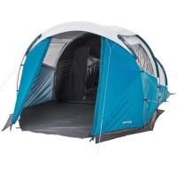 Tenda arpenaz 4.1 fresh and black tenda camping keluarga tenda kemping