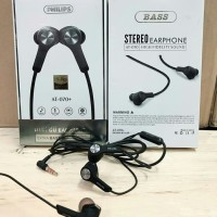 Earphone Hf Philips BASS magnet AT 070