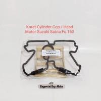 Karet Gasket Head Cover Motor Suzuki Satria Fu 150