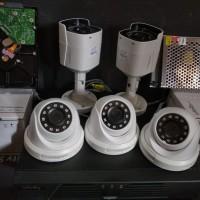 PAKET CCTV INFINITY 5 CAMERA 2 MP 1080P/KAMERA INFINITY ORIGINAL