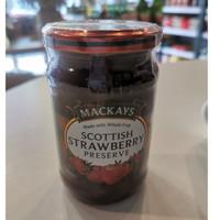 Mackays Selai Scottish Strawberry Preserve 340g
