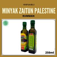 Minyak Zaitun Asli Palestin 250ml Extra Virgin Olive Oil - Rumman