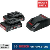 Bosch Stater Kit 18Volt 2.0Ah
