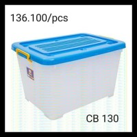 MEGA CONTAINER BOX 130 LITER CB 130 SIP 116 KODE 1332