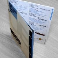 CETAK BROSUR UK A5 (15X21 CM), 1 SISI, FULL COLOR, MIN 100 LBR