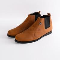 CRAZY DEALS Aegis - Mantha Exclusive Sepatu Boots Casual Pria Original