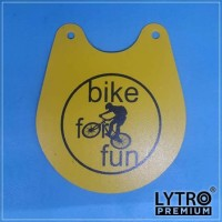 Bike Tag - Bike For Fun - Gantungan Sepeda