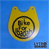 Bike Tag - Bike For Ibadah - Gantungan Sepeda