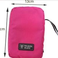 Paling Murah Hanging Toiletries Bag Organizer Tas Kosmetik Travel Bag
