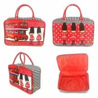 Terbaru Tas Travel Bag Koper Piknik Kanvas Renang Anak Dewasa London