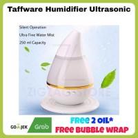 Termurah Air Humidifier Ultrasonic Taffware Aroma Therapy Terhot