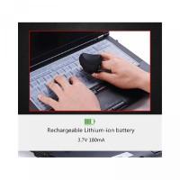 Wireless Smartphone dengan Tablet Baterai Mouse Lithium untuk Bluetoot