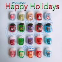 POCKETBAC BATH & BODY WORKS BBW - Hand Sanitizer #1 Christmas Xmas