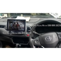 TER Tape Mobil Head Unit Android Honda HRV BRV ASUKA 10 Inch GPS