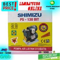 SHIMIZU PS-130 BIT Pompa Air Listrik Otomatis