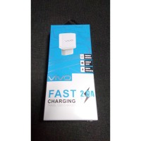 Travel Charger VIVO BT-J-51 Colokan Micro USB 2.0A Original Cina