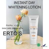 ERTOS INSTANT DAY WHITENING BODY LOTION - LOTION PAGI ERTOS