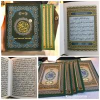 (A6) Al Quran Per Juz / AlQuran per Jilid Ar Rauf / Quran Non Terjemah