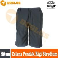Celana Pendek RIGI Stradium Short Pant Light Quick Dry Hitam Outdoor