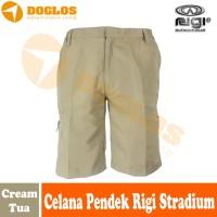 Celana Pendek RIGI Stradium Short Pant Light Quick Dry Cream Tua