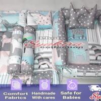 Baby Nest Set Kotak Bolak-Balik Betcover Motif Kuda part1