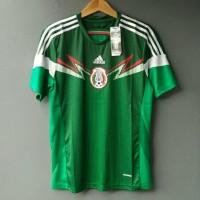 Meksiko Mexico Home 2014 Jersey Bola Grade Ori BNWT