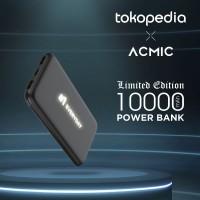 ACMIC x Tokopedia #1Everyday PowerBank 10000mAh QC3.0 +PD