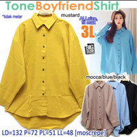 Tone Boyfriend Shirt