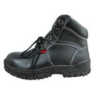 Sepatu Safety Murah / Safety Shoes Track Raktayoo TR 016H (HITAM)
