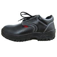 Sepatu Safety Murah / Safety Shoes Track Raktayoo TR 002H (HITAM)
