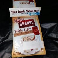 kapal api grande white coffee