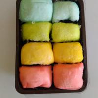 Pancake Durian Mika Mini isi 8 pcs