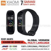 Xiaomi Mi Band 4 Smartband / Miband 4 Original - Hitam
