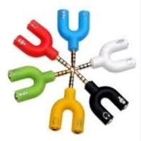 Splitter Microphone BOYA / Handphone / Laptop