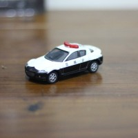 Tomica Limited Mazda RX8 Police Loose
